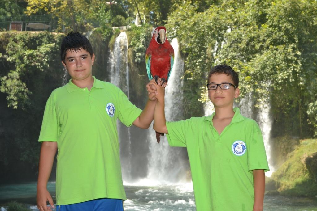 Çocuklar İçin Yaz Kampları