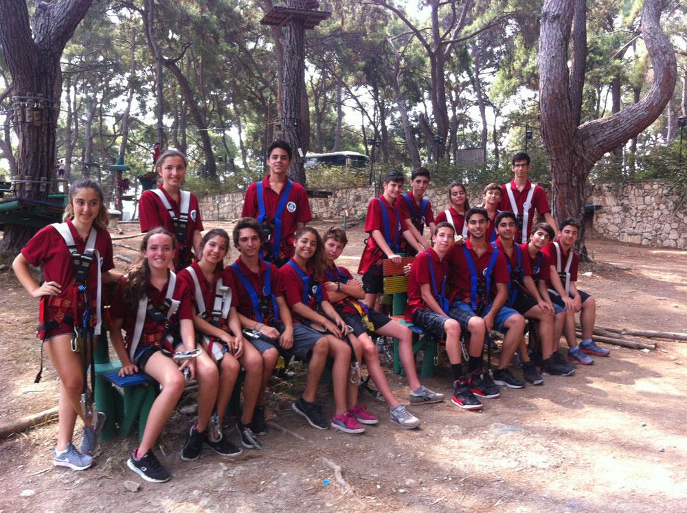Yaz Gençlik Kampları