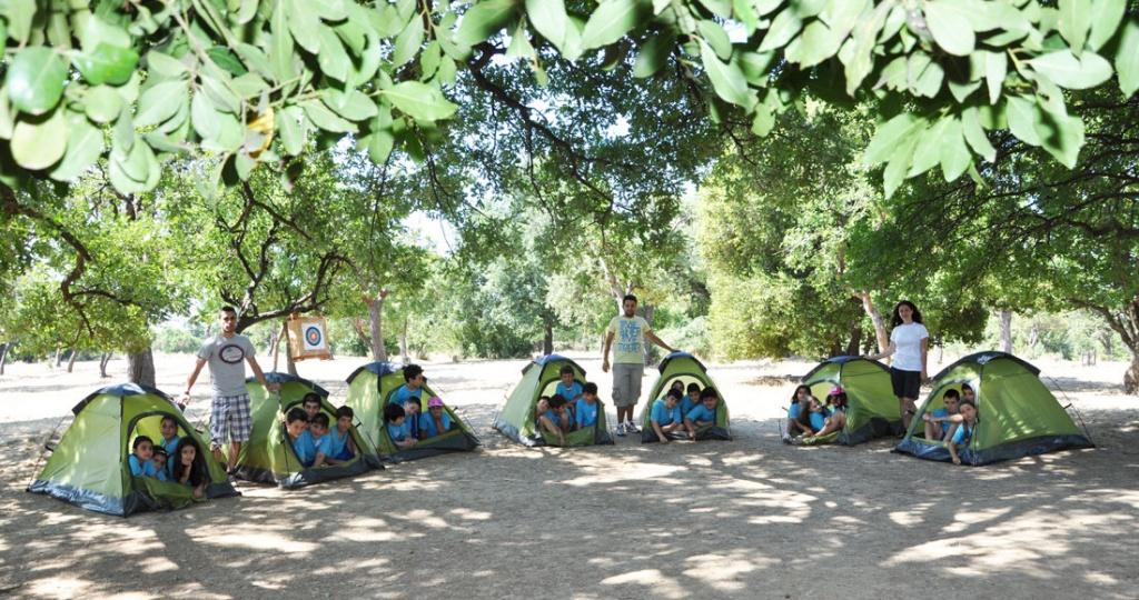 Çocuklar İçin Yaz Kampı