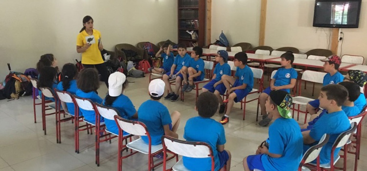 Yaz Okulu İngilizce Sınıfı