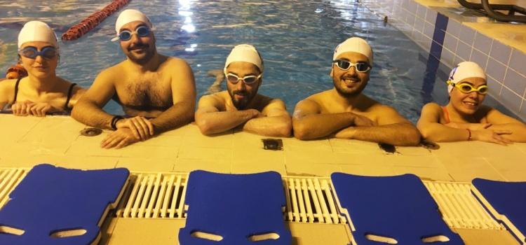 Yüzme Kursu Yetişkin