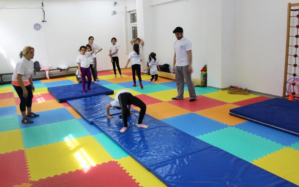 Jimnastik Kursu