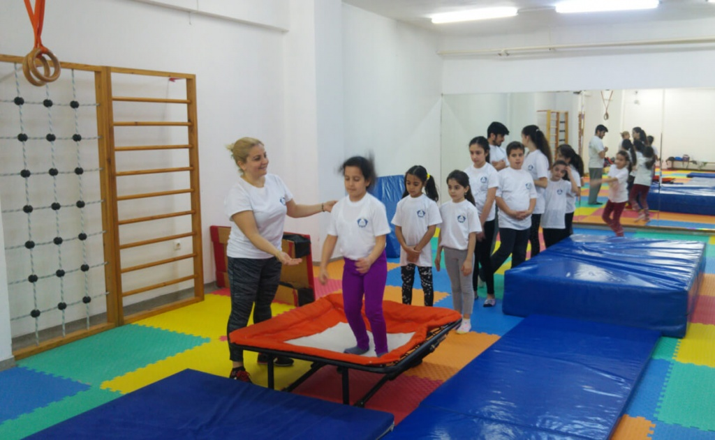 Cimnastik Okulu