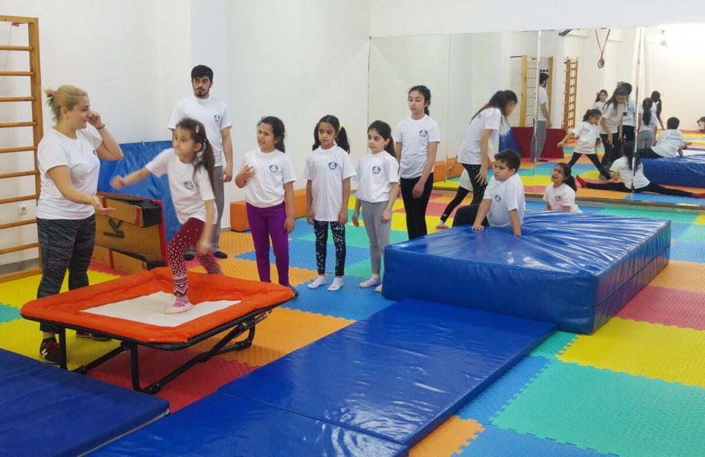 Jimnastik Salonu