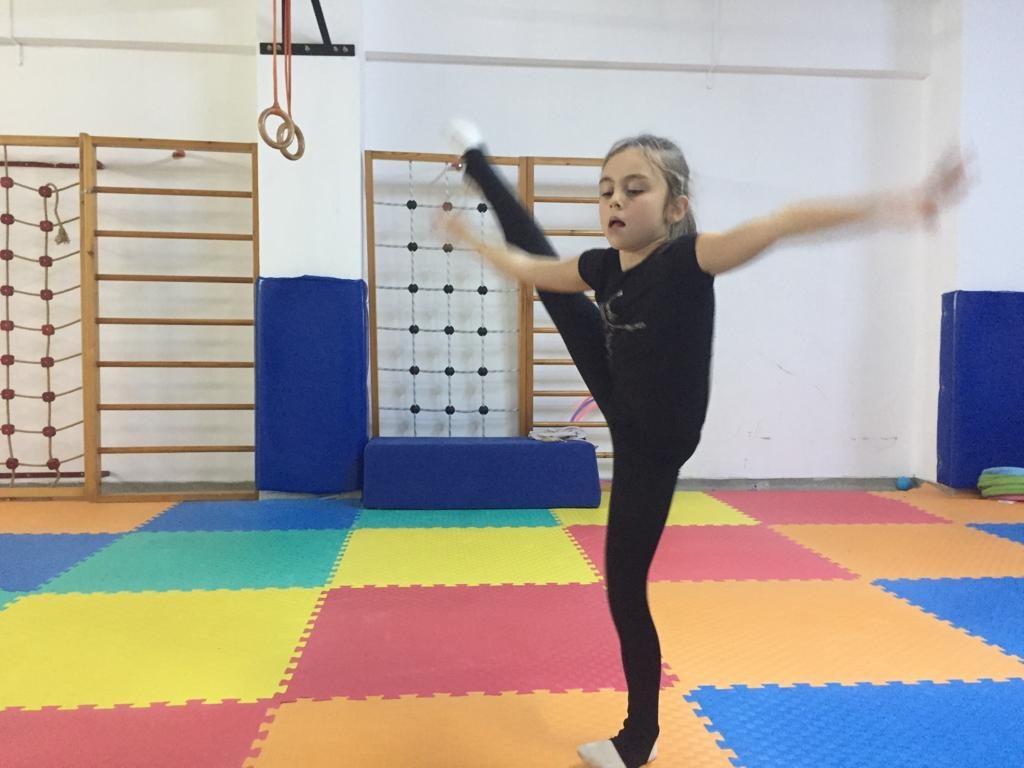 Jimnastik kursuna gitmek için 4 neden 2