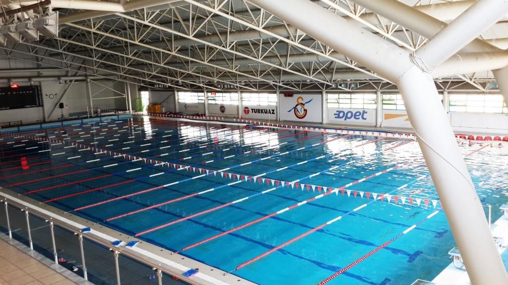 Galatasaray Olimpik Yüzme Havuzu