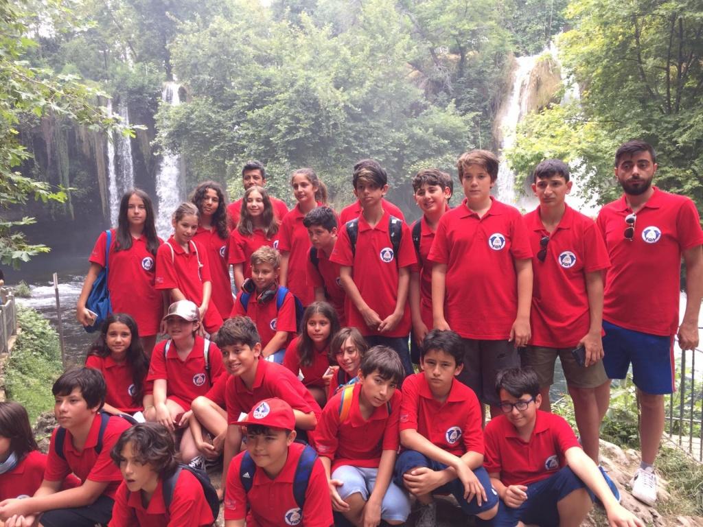 Yaz Gençlik Kampı 2021
