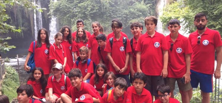 Yaz Gençlik Kampı 2019